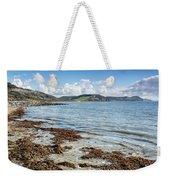 Lyme Regis Seascape 5 - October Weekender Tote Bag