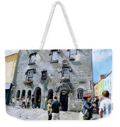 Lynches Castle Galway City Weekender Tote Bag
