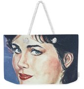 Lynda Carter Weekender Tote Bag