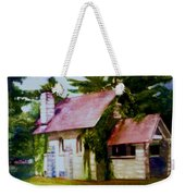 Lyons Falls Church Weekender Tote Bag