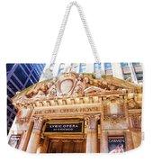 Lyric Opera Of Chicago Weekender Tote Bag