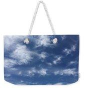 Lyrical Skyscape Weekender Tote Bag