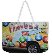 M And M Flavors For The Kids Weekender Tote Bag