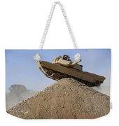 M1 Abrams Weekender Tote Bag