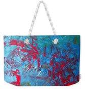 M16 Eagle Nebula  Weekender Tote Bag