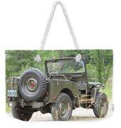 M38 Weekender Tote Bag