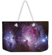 M42, The Orion Nebula Top, And Ngc Weekender Tote Bag by Robert Gendler