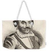 Maarten Harpertszoon Tromp 1598 - 1653 Weekender Tote Bag