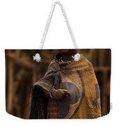 Maasai Boy Weekender Tote Bag