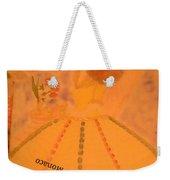 Macaron Lady II Weekender Tote Bag