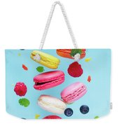 Falling In Love With Macaroons  Weekender Tote Bag