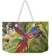 Macaw Parrot 3 Weekender Tote Bag