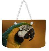 Macaw Portrait Weekender Tote Bag