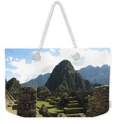 Macchu Picchu 10 Weekender Tote Bag