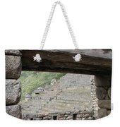 Macchu Picchu 5 Weekender Tote Bag