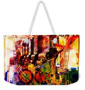 Machine Age-1 Weekender Tote Bag
