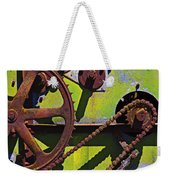 Machinery Gears  Weekender Tote Bag