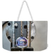 Machinists Drill With Precision Weekender Tote Bag