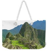 Machu Picchu - Iconic View Weekender Tote Bag