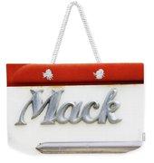 Mack Truck  Weekender Tote Bag
