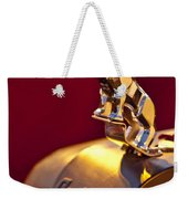 Mack Truck Hood Ornament Weekender Tote Bag