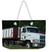 Mack Truck One Of The Legends Weekender Tote Bag