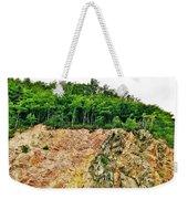 Mackenzie Mountain  Weekender Tote Bag