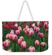Mackinac Island Tulips 10681 Weekender Tote Bag