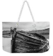 Macnab Bay Old Boat Weekender Tote Bag