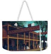Macomb's Dam Hotel Weekender Tote Bag