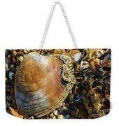 Macro Shell Weekender Tote Bag