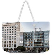 Macy's Union Square San Francisco Building Weekender Tote Bag