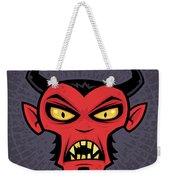 Mad Devil Weekender Tote Bag