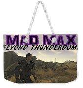 Mad Max Beyond Thunderdome Weekender Tote Bag
