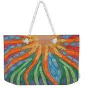 Mad Sun Weekender Tote Bag