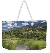 Madagascar Village Weekender Tote Bag