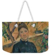 Madame Cezanne In The Conservatory Weekender Tote Bag