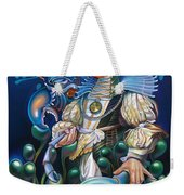 Madame Clawdia D'bouclier From Mask Of The Ancient Mariner Weekender Tote Bag