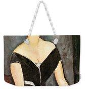 Madame G Van Muyden Weekender Tote Bag