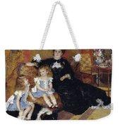 Madame Georges Charpentier Weekender Tote Bag