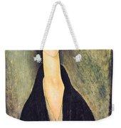 Madame Hanka Zborowska Weekender Tote Bag by Amedeo Modigliani