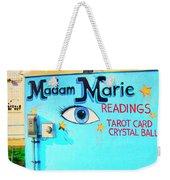Madame Marie Weekender Tote Bag