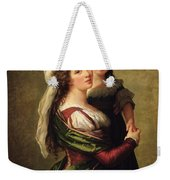 Madame Rousseau And Her Daughter Weekender Tote Bag