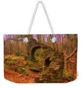 Madame Sherri Castle Ruins Weekender Tote Bag