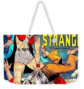 Madame Strange Comic Super Hero Weekender Tote Bag