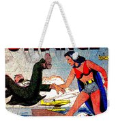 Madame Strange Female Comic Super Hero Weekender Tote Bag