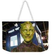 Madame Vastra Weekender Tote Bag