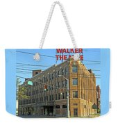 Madame Walker Theater, Indianapolis Weekender Tote Bag