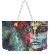 Madamoiselle By Reina Cottier Weekender Tote Bag