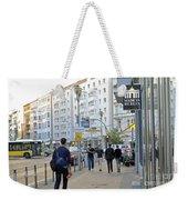 Made In Berlin Weekender Tote Bag